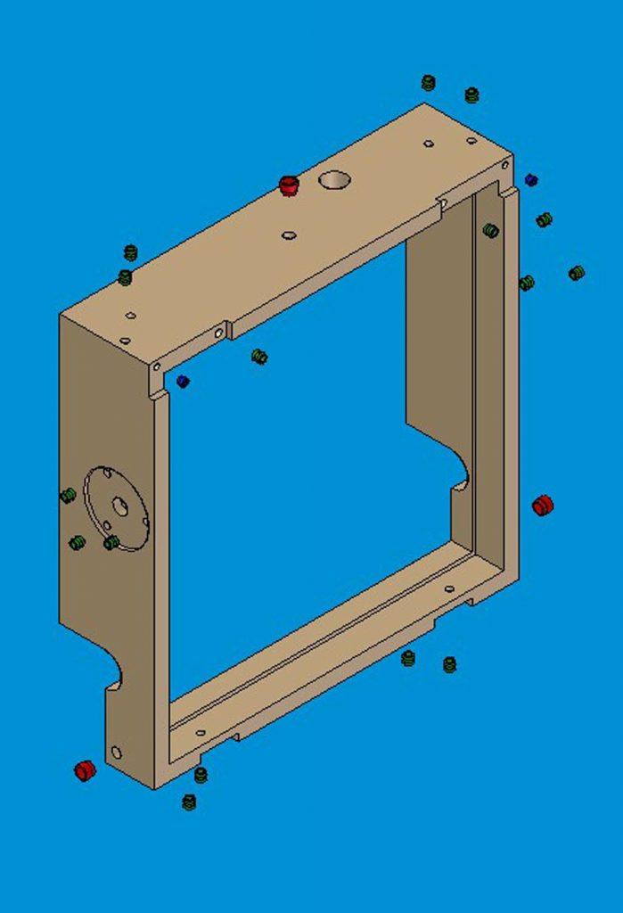 Guía montaje marco trasero (Etopía 4×5″) – Luis Álvarez